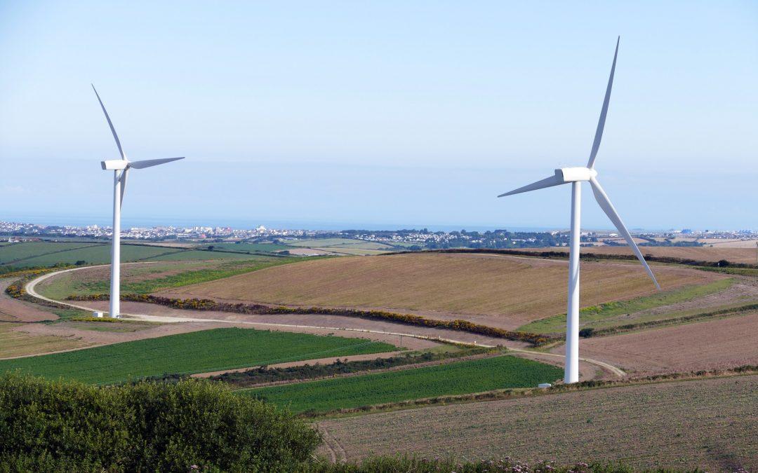Status Windparken Antwerpen