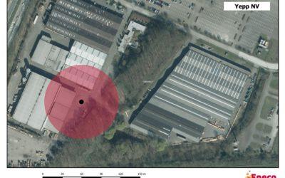 Vergunning windturbine Turnhout (Yepp)